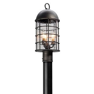 Royston Post-Mount Lantern