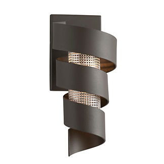 Tourbillion 12-Watt LED Wall Sconce by Porta Forma