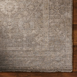 Harlaw Hand-Knotted Area Rug