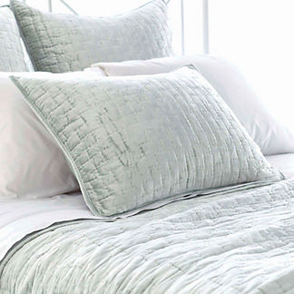 Matte Velvet Pillow Sham
