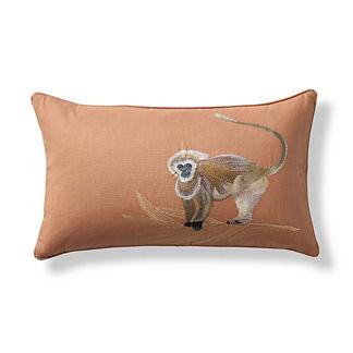 Yves Delorme Sapajou Lumbar Pillow