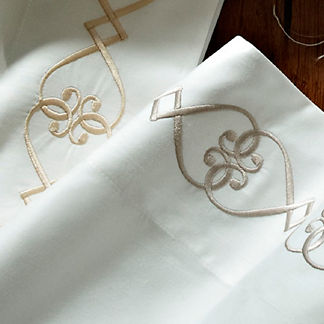 Concerto Pillowcases by Peacock Alley, Set of Two