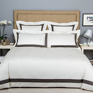 Frette Bicolore Sheet Set
