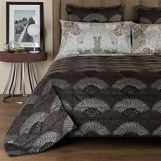 Frette Lux Ventagli Euro Pillow Sham