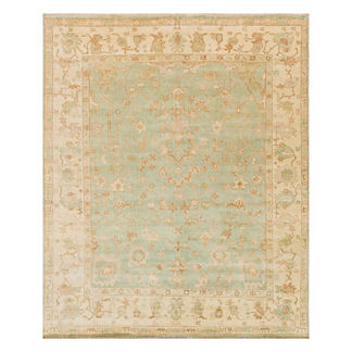 Caswell Hand Knotted Area Rug
