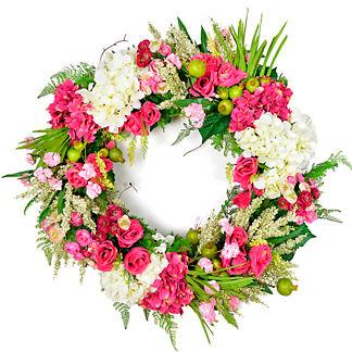 Elizabeth Spring Wreath