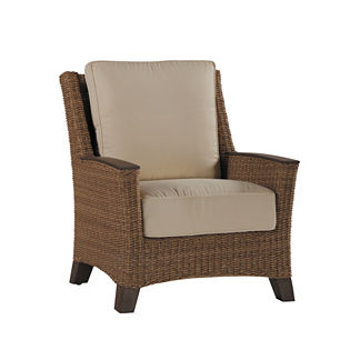 Royan Lounge Chair with Cushions by Summer Classics