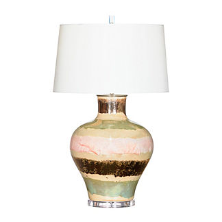 Pearl Collage Table Lamp