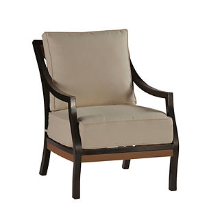Belize Lounge Chair with Cushions by Summer Classics