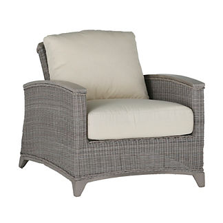Astoria Wicker Recliner with Cushions by Summer Classics