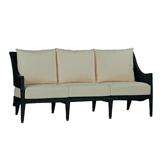 Athena Sofa with Cushions by Summer Classics