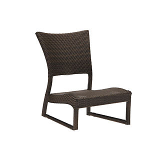 Skye Sand Chair with Cushion by Summer Classics