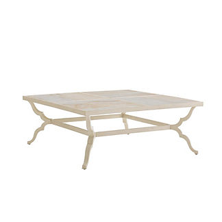 Misty Garden Square Cocktail Table by Tommy Bahama