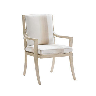 Misty Garden Dining Chair with Cushion by Tommy Bahama