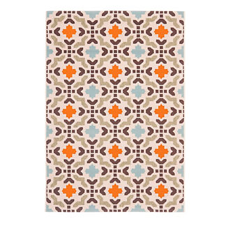 Veranda Tile Outdoor Rug
