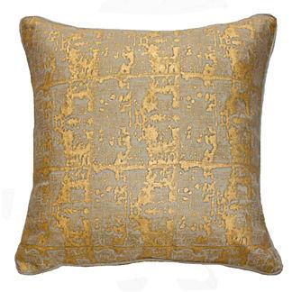 Ingrid Gold Ruin Decorative Pillow