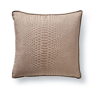 Delaney Alligator Decorative Pillow