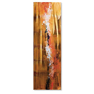 Sunset Wave I Copper Outdoor Wall Art
