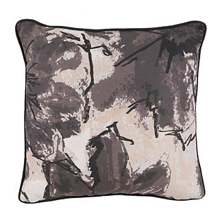 Jet Flange Decorative Pillow
