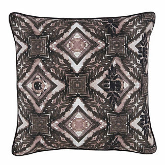 Tiger's Eye Print Decorative Pillow