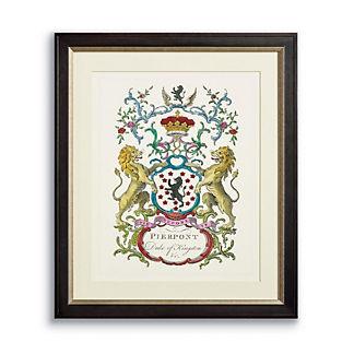 Crest Print II