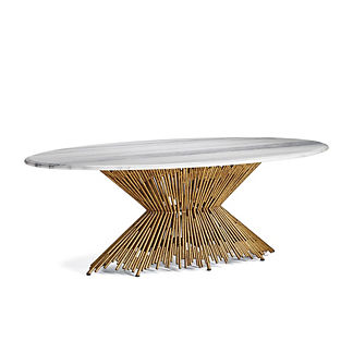 Pick Up Sticks Dining Table