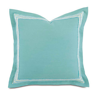 Azul Euro Pillow Sham