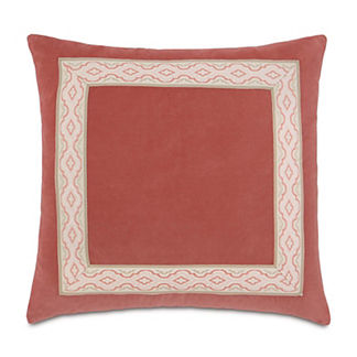 Lenneka Mitered Border Decorative Pillow