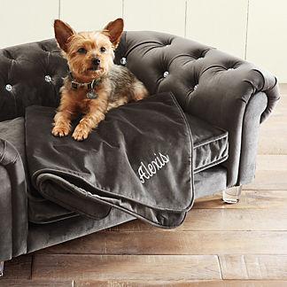 Gigi Crystal Pet Bed