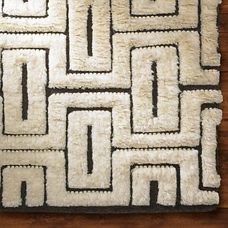 Mandera Tufted Area Rug