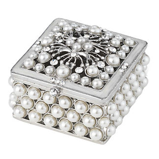 Pearl Jewelry Box