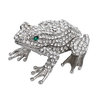 Olivia Riegel Crystal Frog Box