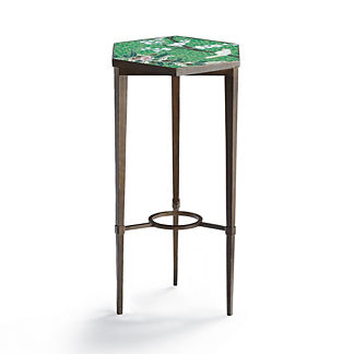 Mosaic Cherry Blossom Accent Table