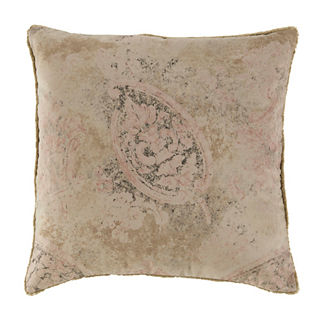 Vintage Velvet Decorative Pillow