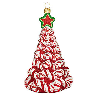 Glitterazzi Christmas Twist Tree Ornament
