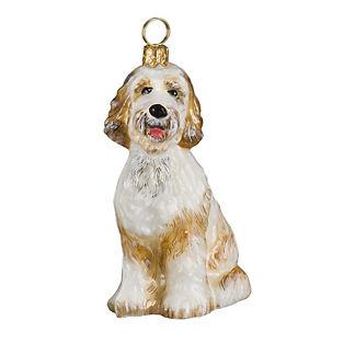 Godendoodle Ornament