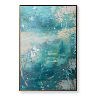 Eden Rock Giclee Wall Art II