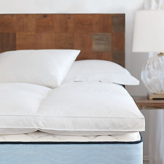 Plume Feather Mattress Topper