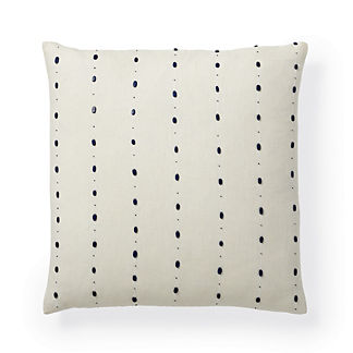 Mia Beaded Decorative Pillow