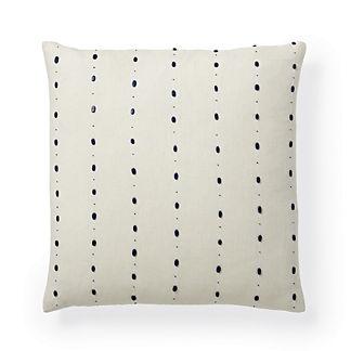 Mia Beaded Decorative Pillow