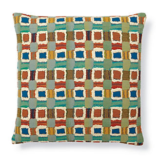 Rubik Carnival Decorative Pillow
