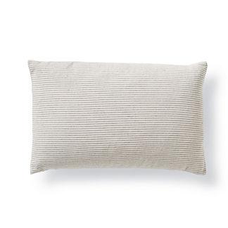 Bailey Ticking Stripe Lumbar Pillow