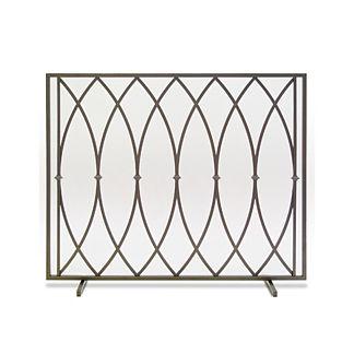 Addison Single Panel Fireplace Screen
