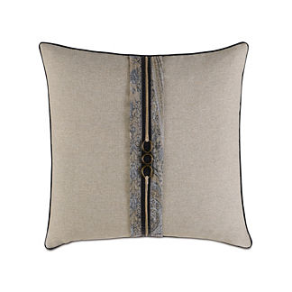 Reign Buckle Decorative Pillow