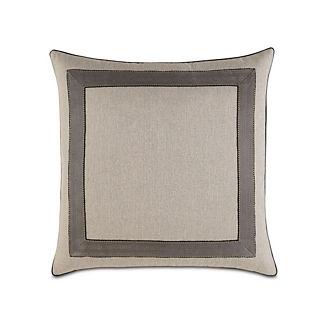 Reign Border Decorative Pillow