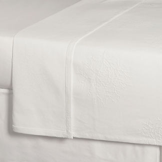 Delray Coral Coverlet