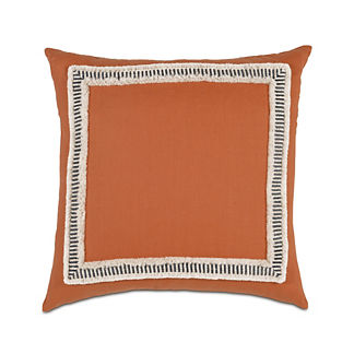 Bowie Border Decorative Pillow