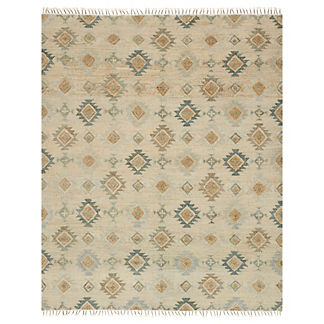 Baja Hand Knotted Rug