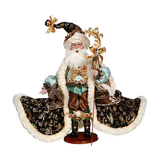 Mark Roberts Fashion Forward Santa Figure