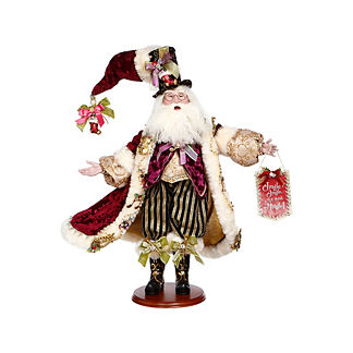 Mark Roberts Party Santa Figure